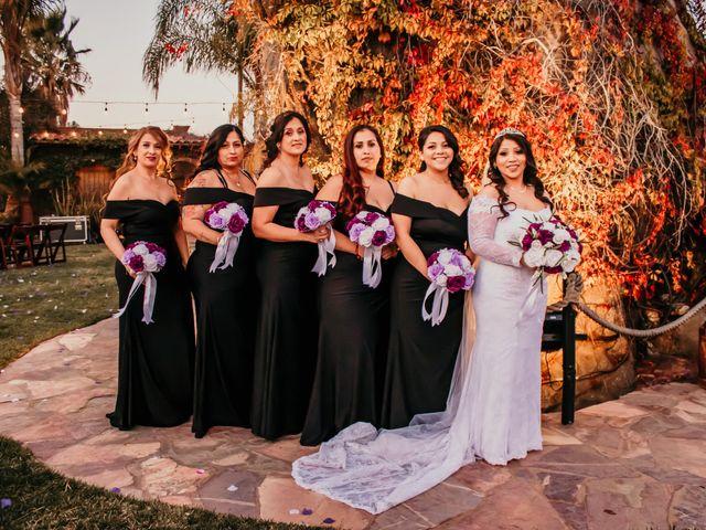 La boda de Érick y Esmie en Tecate, Baja California 10