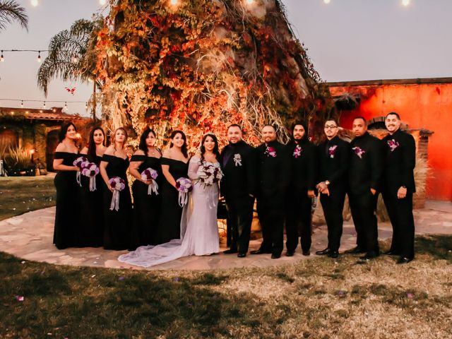 La boda de Érick y Esmie en Tecate, Baja California 3