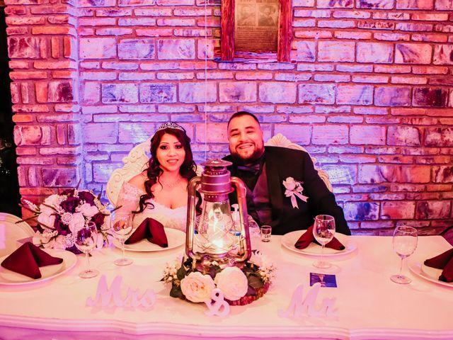 La boda de Érick y Esmie en Tecate, Baja California 11