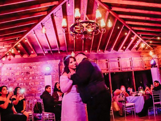La boda de Érick y Esmie en Tecate, Baja California 13