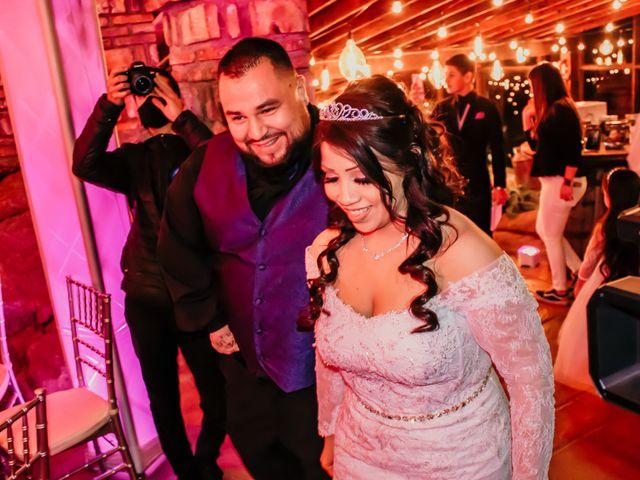 La boda de Érick y Esmie en Tecate, Baja California 16