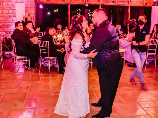 La boda de Érick y Esmie en Tecate, Baja California 17