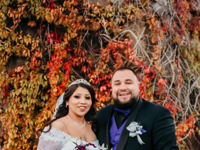La boda de Érick y Esmie en Tecate, Baja California 12
