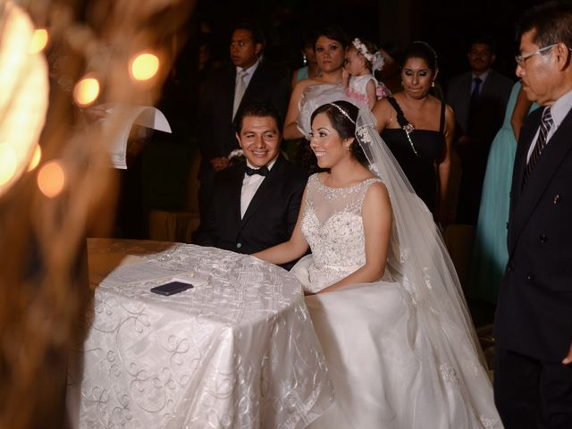 La boda de Mary y Pepe