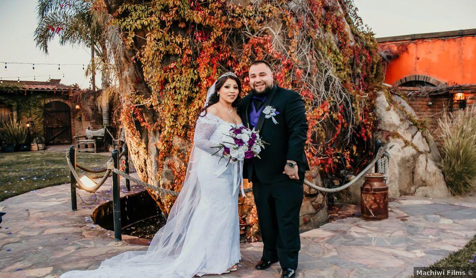 La boda de Érick y Esmie en Tecate, Baja California
