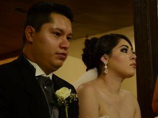 La boda de Mónica y José Eduardo