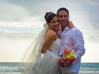 La boda de Gaby y Rafa