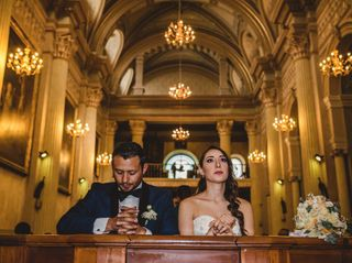 La boda de Lili y Luis Javier 3