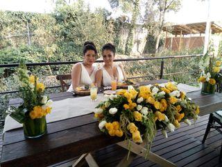 La boda de Andrea y Cosett