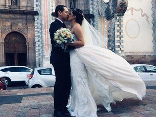 La boda de Judith y Pablo 1