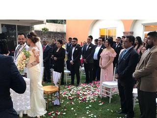 La boda de Damaris y Héctor 2