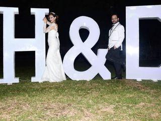 La boda de Damaris y Héctor