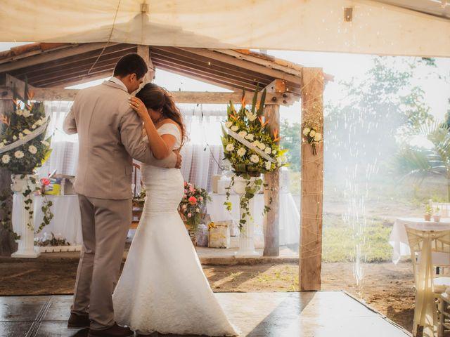 La boda de Melissa y Pedro