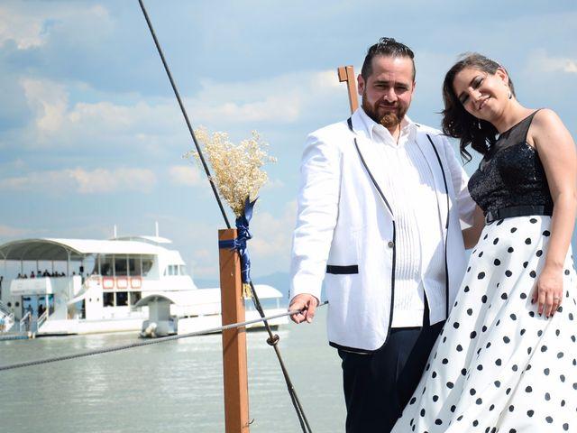 La boda de Karla y Salomon