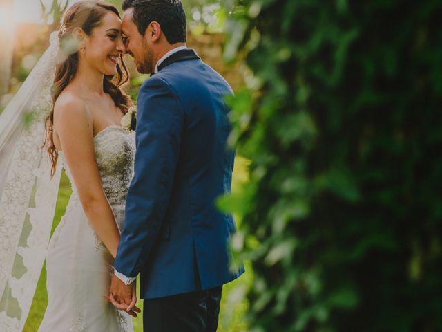 La boda de Lili y Luis Javier