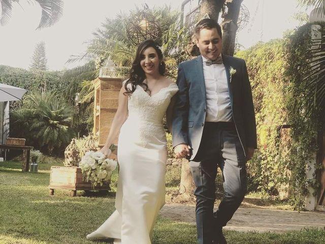 La boda de Julio y Nahomi