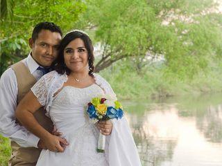 La boda de Viridiana y Luis Arturo