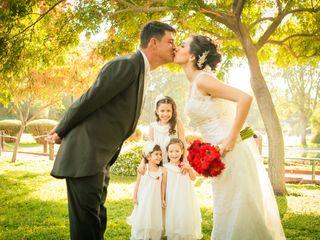 La boda de Cynthia y Sergio