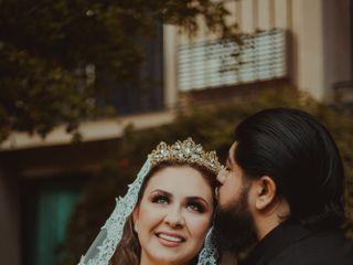 La boda de Ivana y Héctor
