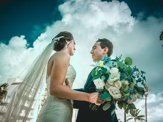La boda de Fernanda y Alberto