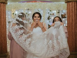 La boda de Itzel  y Jonathan  1