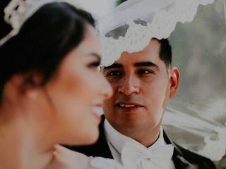 La boda de Itzel  y Jonathan