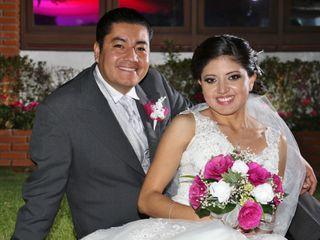 La boda de Mayté y Jorge