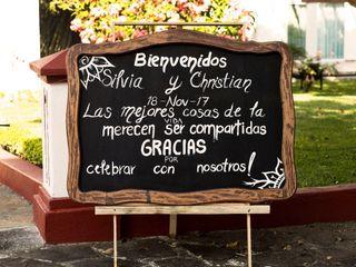 La boda de Silvia y Christian 3