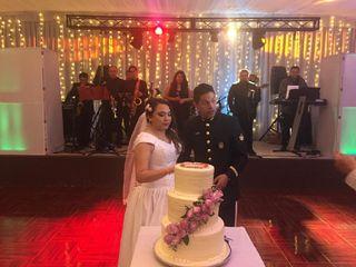 La boda de Abril y Iván 2