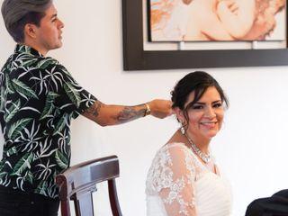 La boda de Nataly y César 3
