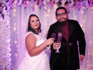 La boda de Rosa y Víctor
