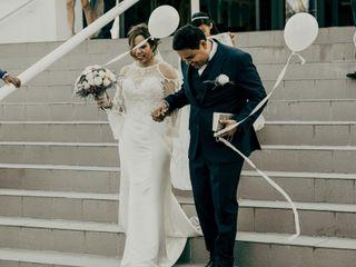 La boda de Karina y Manuel