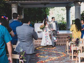 La boda de Aby y Álex 1
