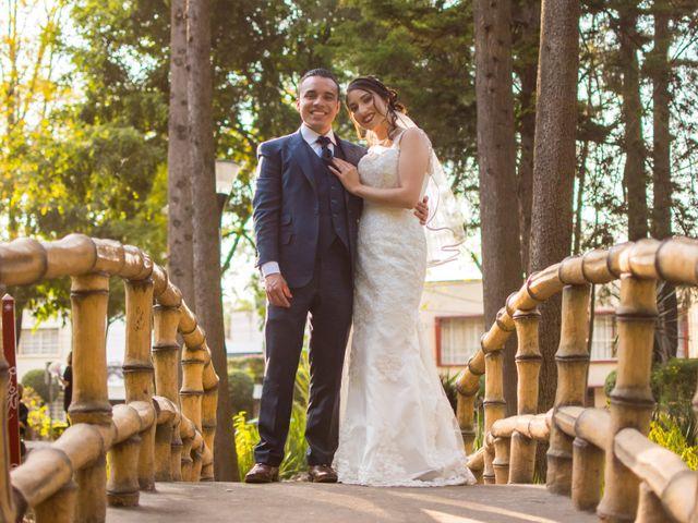 La boda de Noemi y Manuel