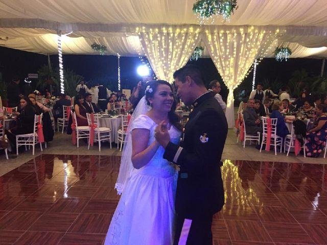 La boda de Abril y Iván