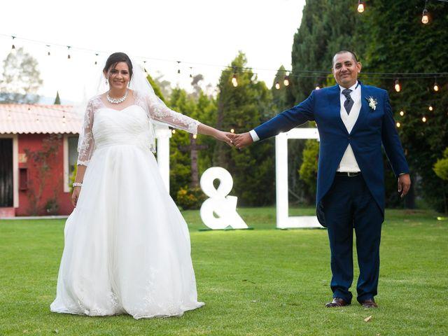 La boda de Nataly y César