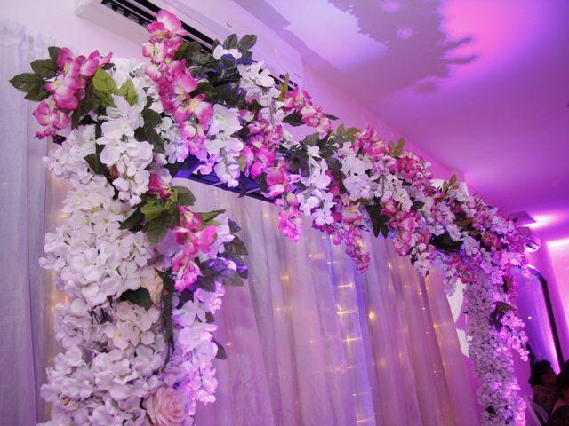 La boda de Víctor y Rosa en Villahermosa, Tabasco 15