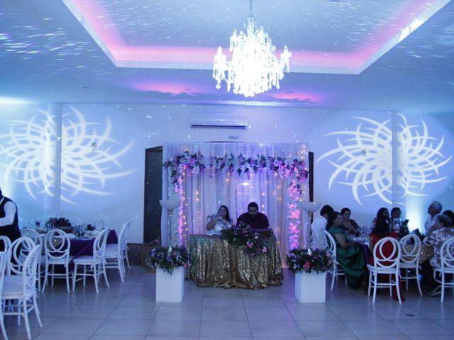 La boda de Víctor y Rosa en Villahermosa, Tabasco 16