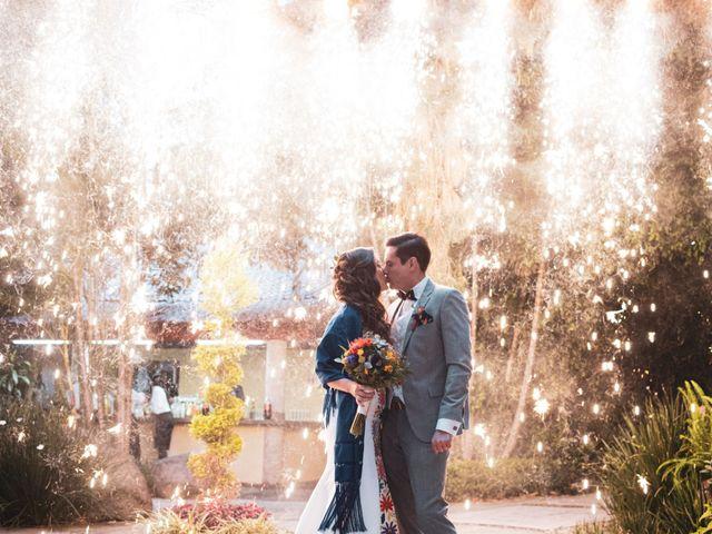 La boda de Aby y Álex