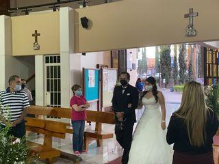 La boda de Ilse Daniela  y Víctor  3