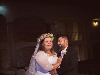 La boda de Aldo y Ileana 1