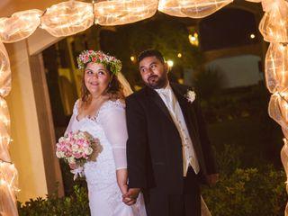 La boda de Aldo y Ileana