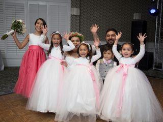 La boda de Aldo y Ileana 3