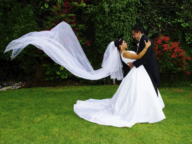 La boda de Lydia y Jonathan