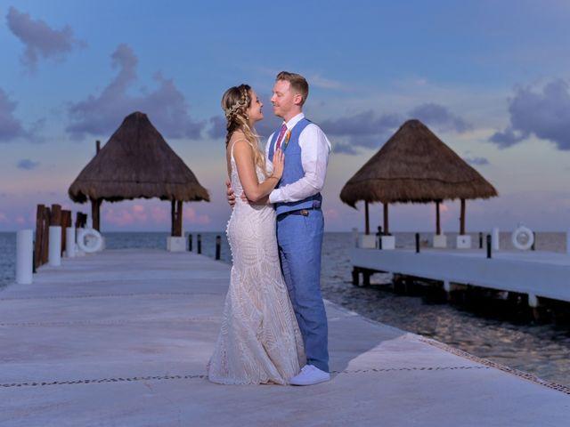 La boda de Chelsea y Ryan