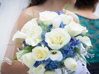 La boda de Abigail y Luis 2