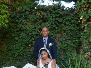 La boda de Diana  y Ismael  1