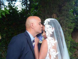 La boda de Diana  y Ismael  3