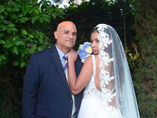 La boda de Diana  y Ismael