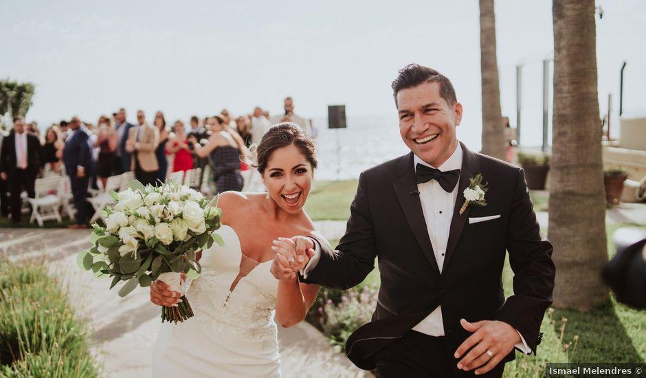 La boda de Lorena y Daniel en Ensenada, Baja California